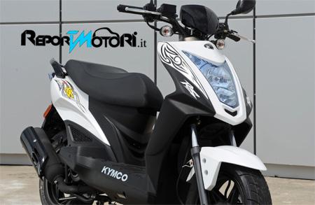 kymco agility rs 50 - reportmotori.it
