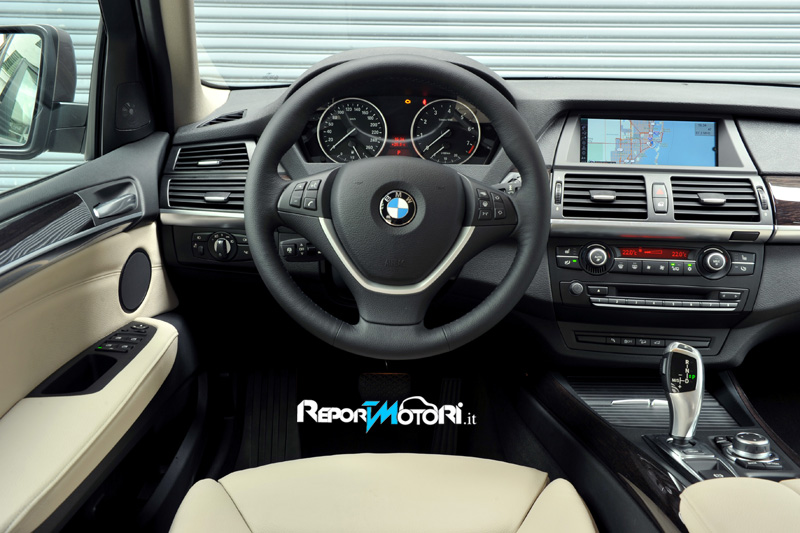 Interni Bmw X5 Reportmotori It