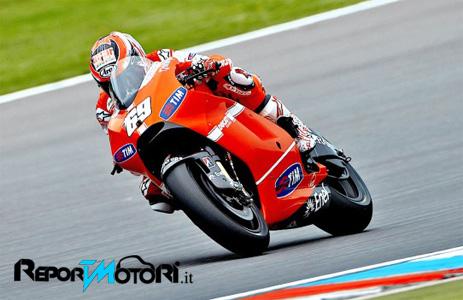 Hayden - MotoGP 2010 - Brno