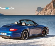Porsche Carrera 911 GTS Cabrio