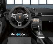 Porsche Carrera 911 GTS - Plancia