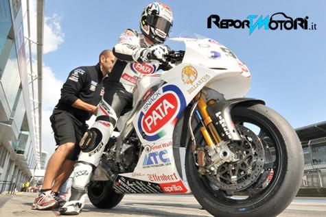Nasce il Pata Racing Team Aprilia con Noriyuki Haga