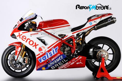 ducati 1198 f10 - reportmotori.it