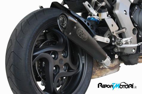 Scarico Exan - Honda CB1000R