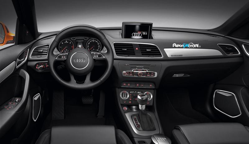 Audi Q3 Plancia Reportmotori It