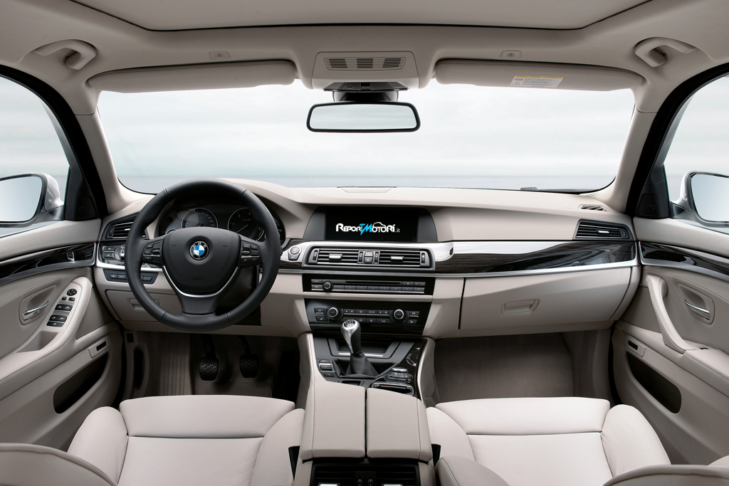 ReportMotori.it BMW 520d Touring » ReportMotori.it