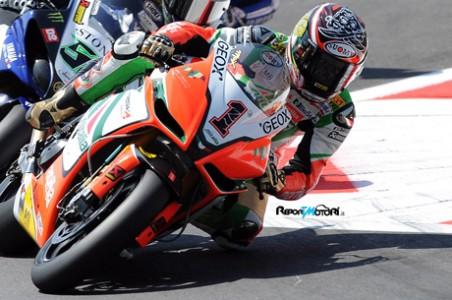 Max Biaggi - Monza 2011