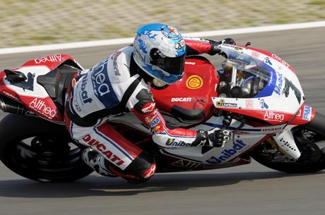 Carlos Checa - Team Althea Racing