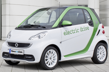 Enel Drive - Smart fortwo electric drive