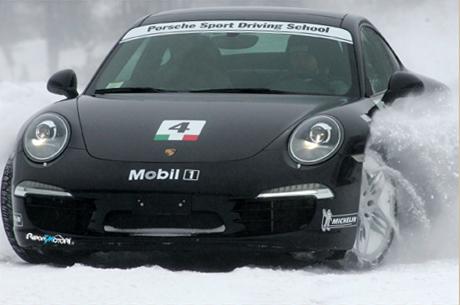 Porsche Sport Driving School- Livigno 2012