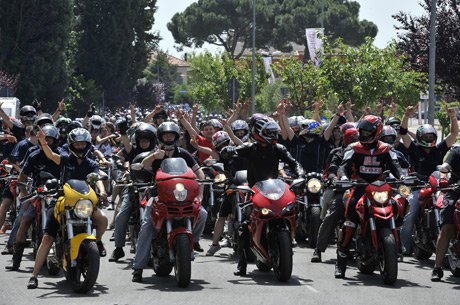 WORLD DUCATI WEEK 2011