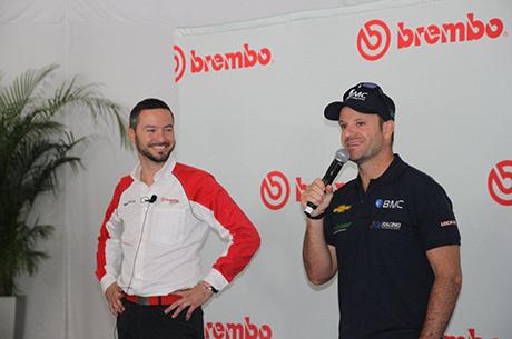 Brembo presenta il disco in carbonio per la 500 miglia di Indianapolis