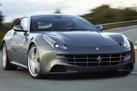 I pneumatici Bridgestone scelti per la Ferrari FF