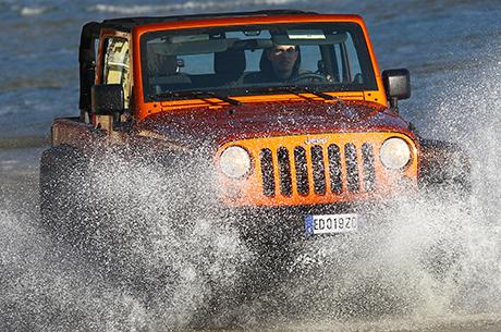 Jeep partner Surfer Joe Summer Festival