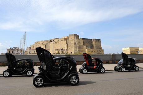 Renault sostiene la Napoli della Mobilità