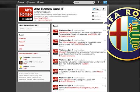 Fiat Social Customer