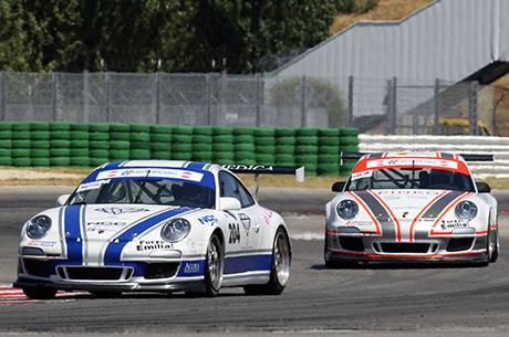 Un Campionato Italiano GT carico di sorprese a Misano