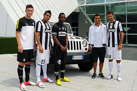 Jeep e Juventus: un binomio perfetto!