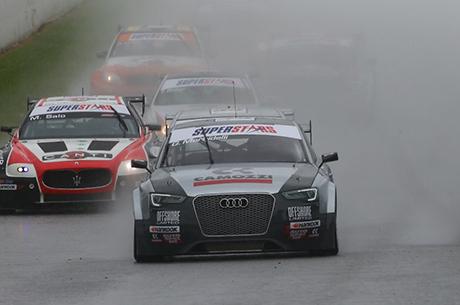 Nella Superstars Series un trio da Formula1