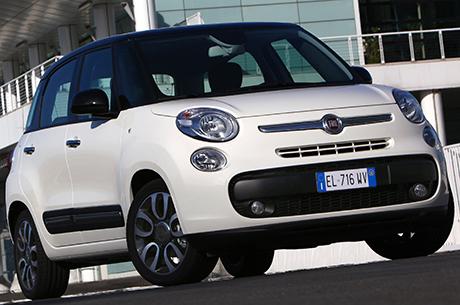 Fiat 500L: stile ed eleganza