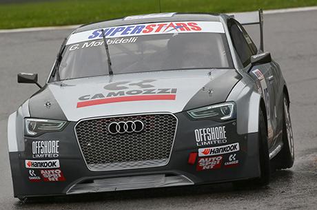 Le Audi RS5 dettano il passo a Spa-Francorchamps