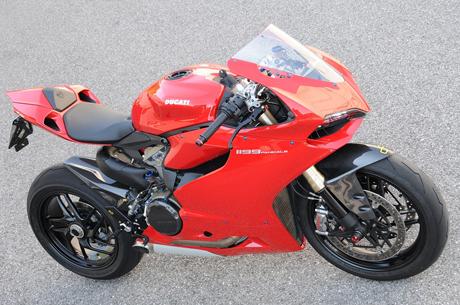 Accessori LighTech Ducati 1199 Panigale