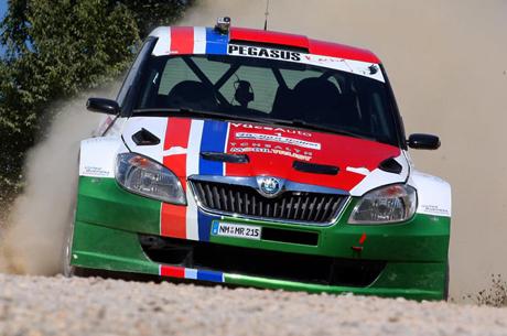 Luca Rossetti vince il 39 Hitit Rally (Turchia)