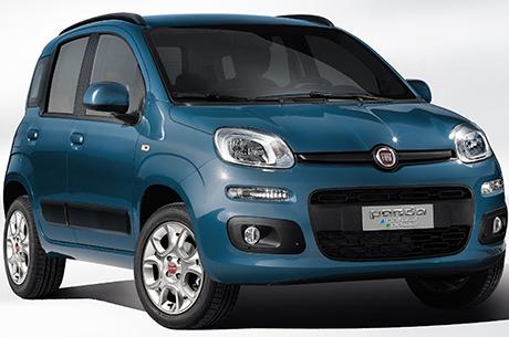 Fiat Panda Natural Power