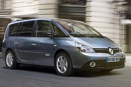Renault Espace Model Year 2013