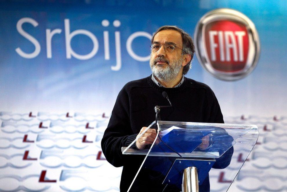 """""""Fiat si, Fabbrica Italia no"""", il crollo delle vendite e le mosse chiare di Marchionne"""
