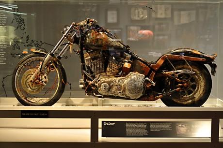 Museo Harley-Davidson - Softail Night Train