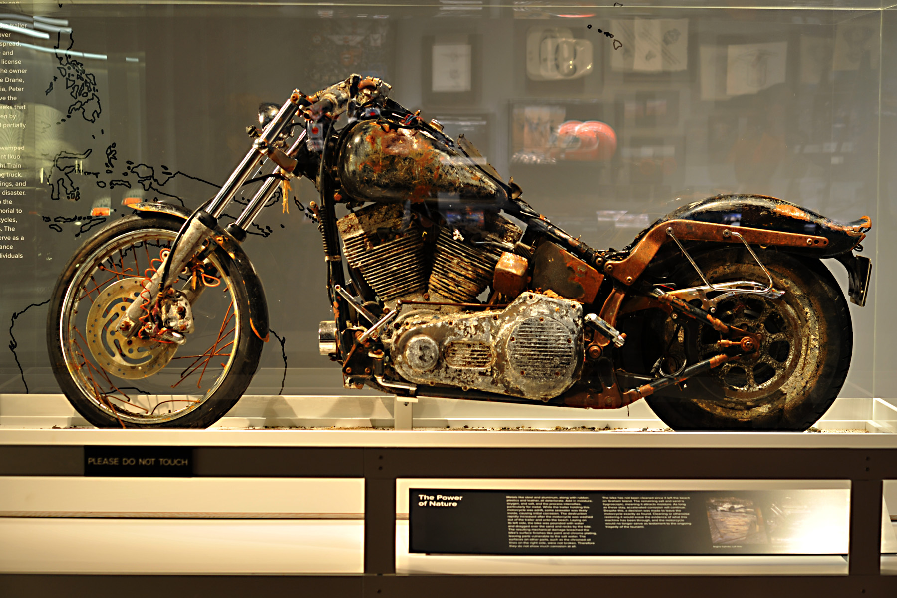 Museo Harley-Davidson - Softail Night Train