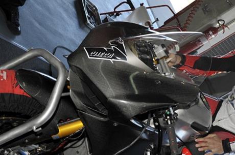Ducati 1199 Panigale Superbike, la nuova superbike firmata Ducati