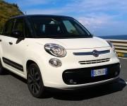 Fiat 500L Tour