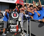 Jorge Lorenzo Campione del Mondo MotoGP 2012