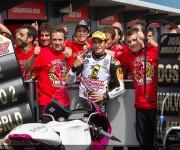 Marc Marquez Campione del Mondo Moto2 2012