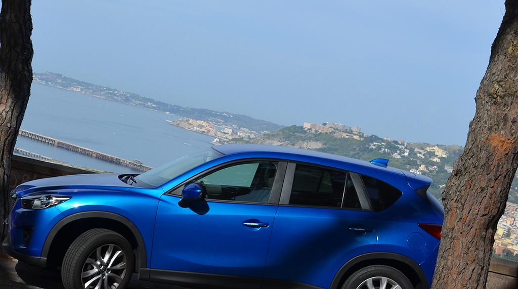 Mazda CX-5: qualità e brio