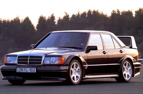 Mercedes 190E Evolution II 460x304 Mercedes 190 E 2.5 16 Evolution 2