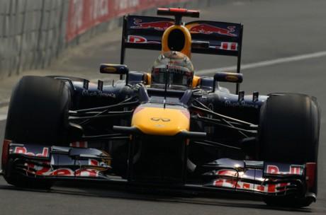 Sebastian Vettel conquista la pole al Gran Premio dell'India.