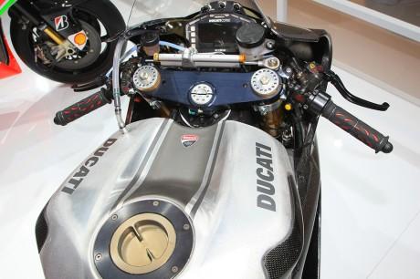 Strumentazione Ducati 1199 Panigale RS13