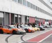 Targa Tricolore Porsche - Presentata a Vallelunga l'edizione 2013