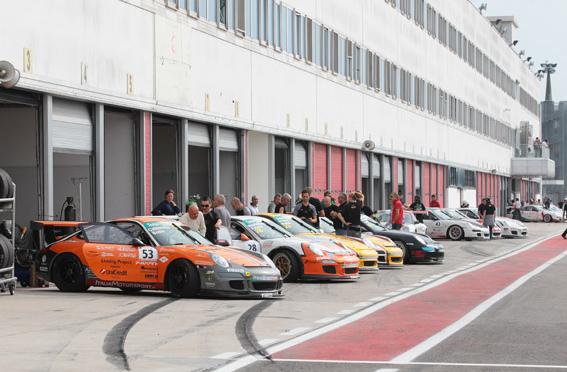 Targa Tricolore Porsche 2013