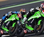 Il Team Pedercini è al lavoro per il mondiale Superbike 2013