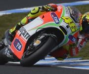 Valentino Rossi - Prove libere Phillip Island 2012