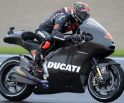 Ducati Team MotoGP - Andrea Dovizioso Test Valencia 2012