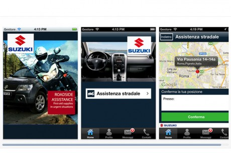 Suzuki Road Assistance