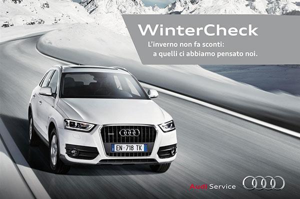 Audi Winter Check