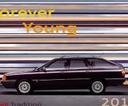 Calendario Audi Tradition 2013