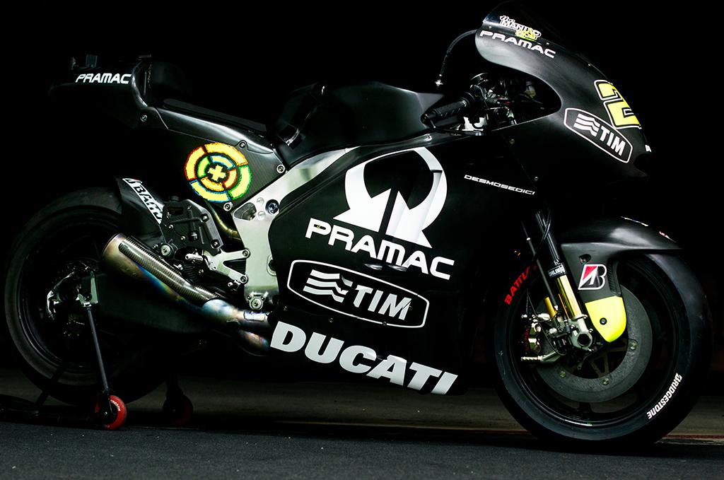 Pramac Racing Team - Ducati Desmosedici GP13