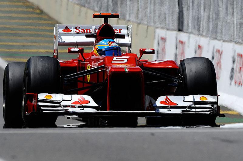 Gran Premio del Brasile - Fernando Alonso